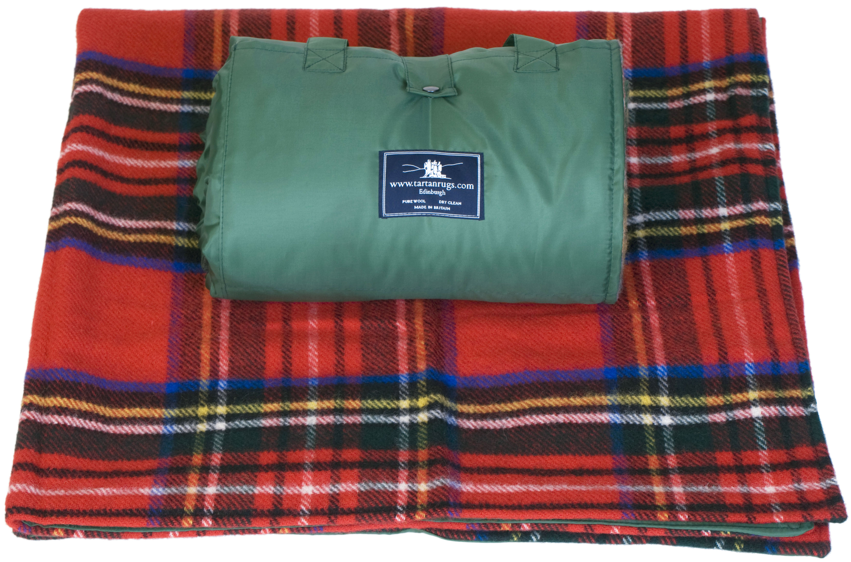 Royal Tartan Waterproof Picnic Rug